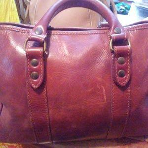 Bags - I.Medici Fireze Satchel handbag